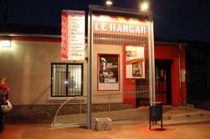 La salle du Hangar à Ivry