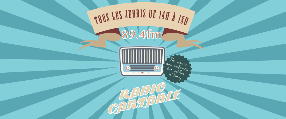 RADIO-CARTABLE